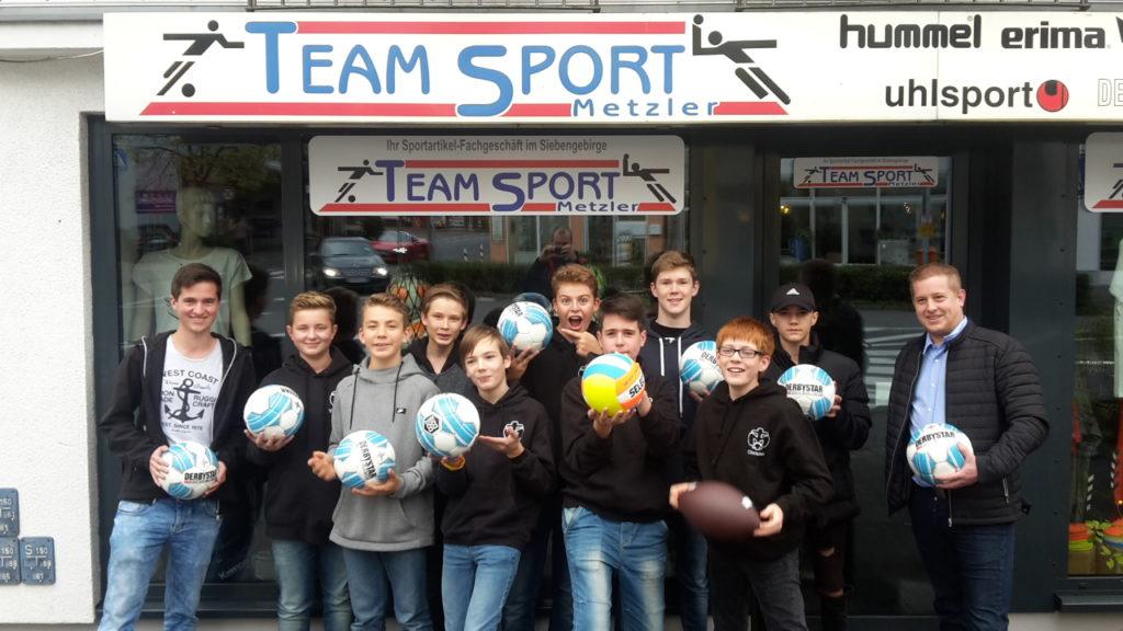 Ballspende Team Sport Metzler