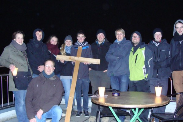 Gang auf den Oelberg 2013