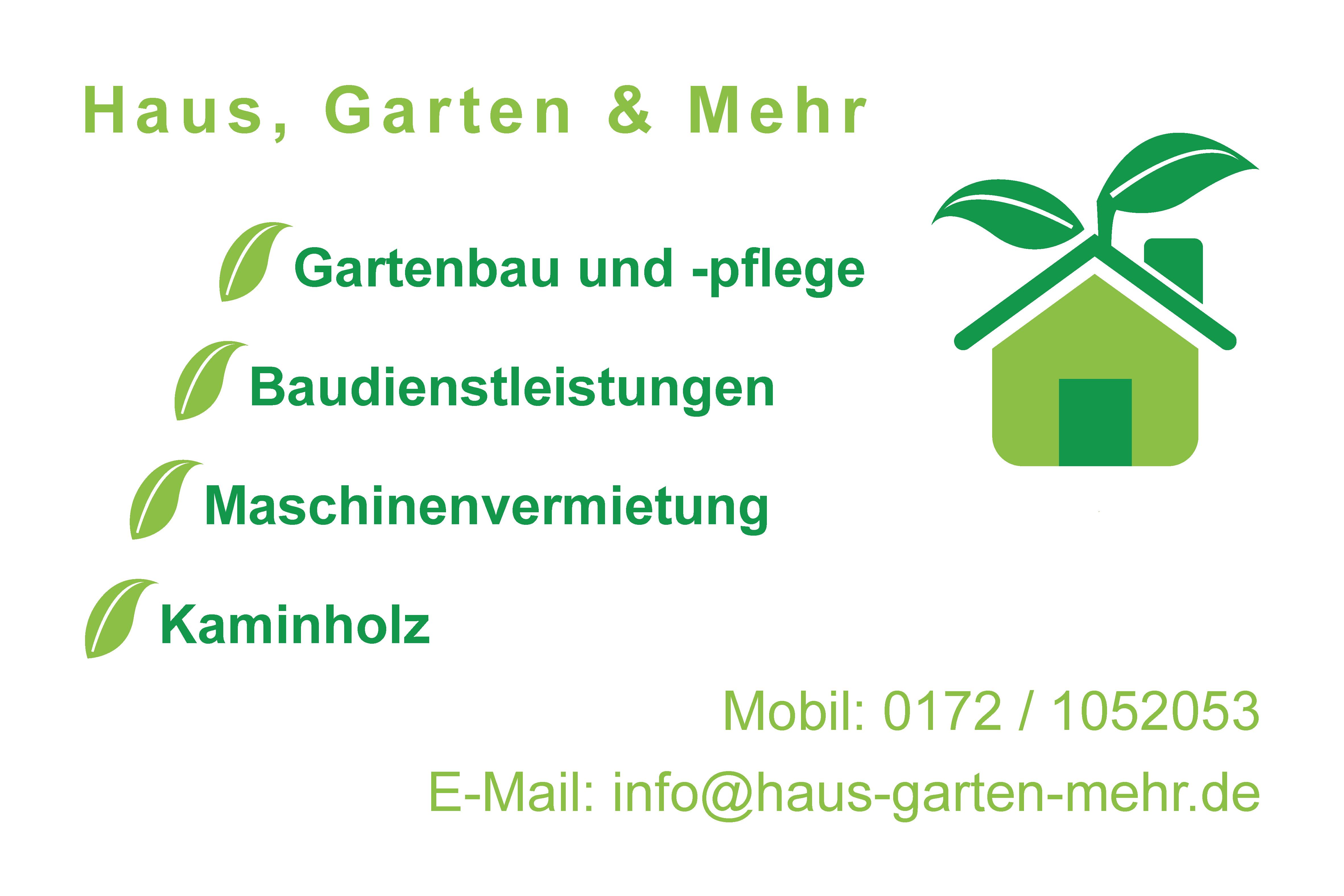 Haus, Garten & Mehr