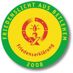 friedenslicht2008-aufnaeher