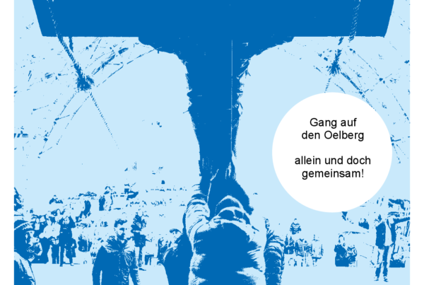 Gang auf den Oelberg 2021