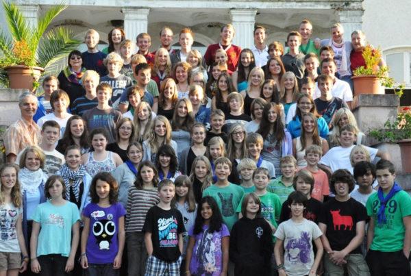 Gruppenfoto FFZ 2011