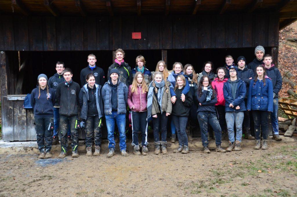 Winterlager im Brexbachtal 2018