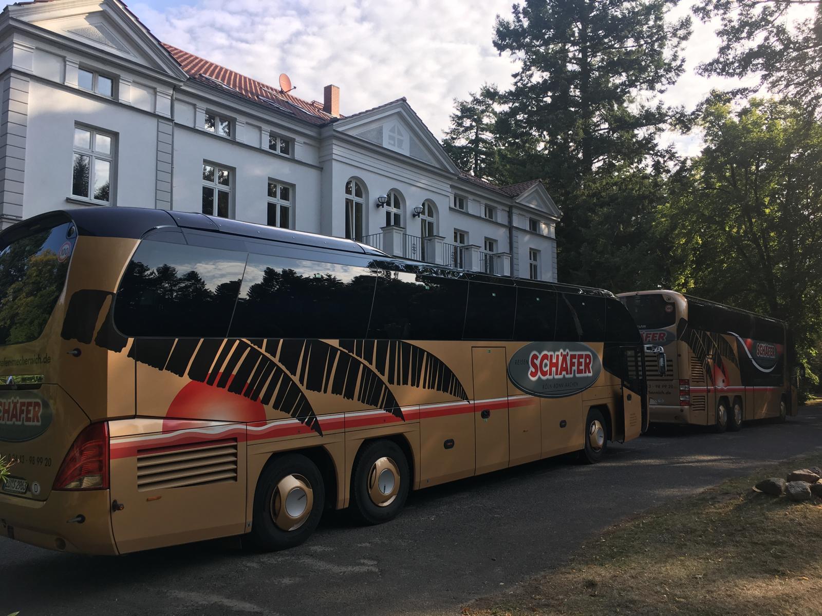 FFZ 2018 - Abfahrt
