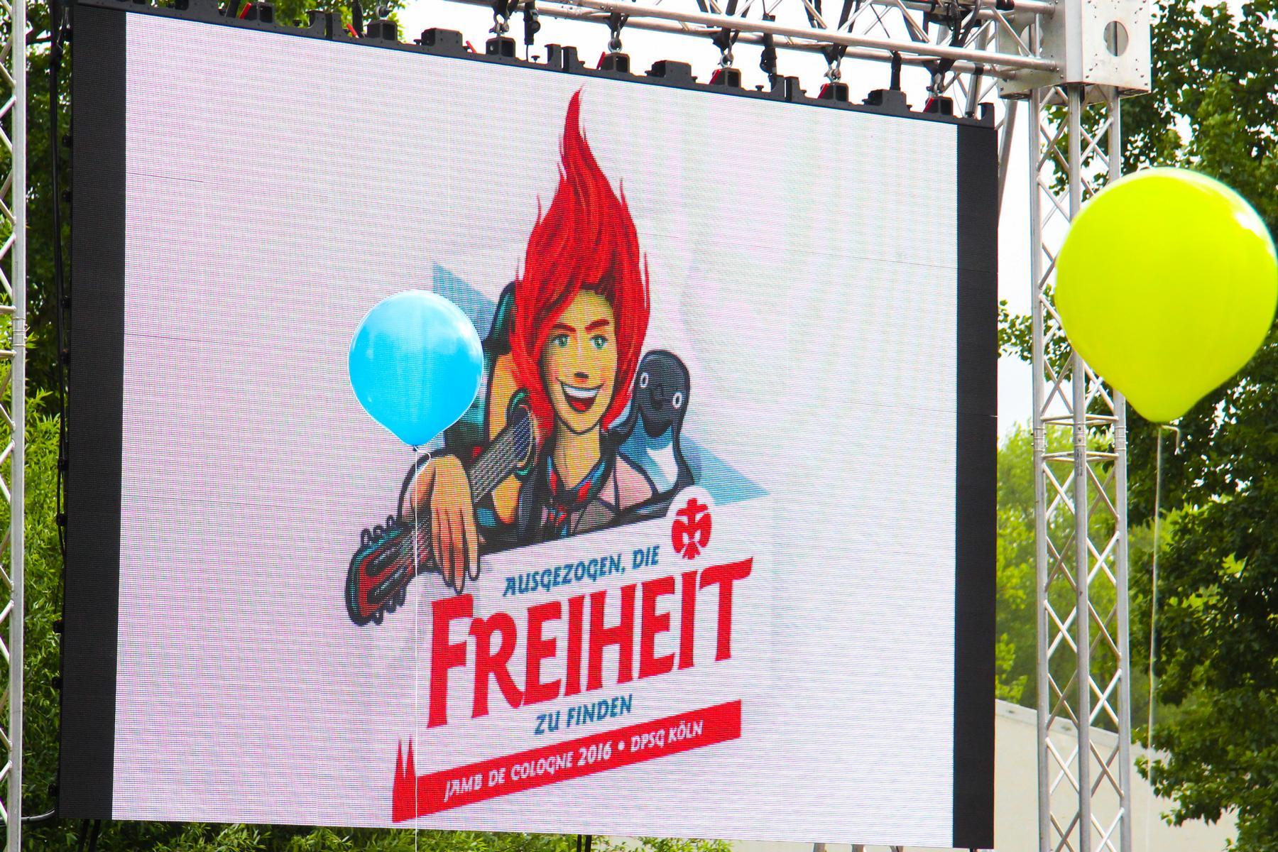 Jamb de Cologne - Freiheit