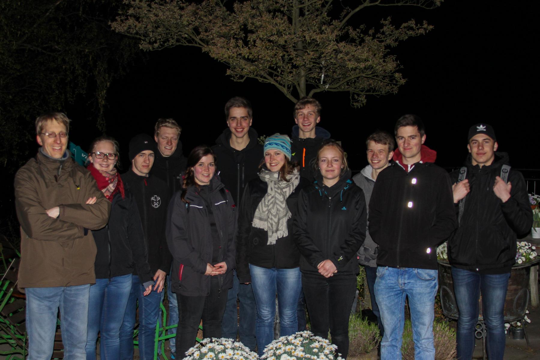 2017 - Traditioneller Gang auf den Oelberg
