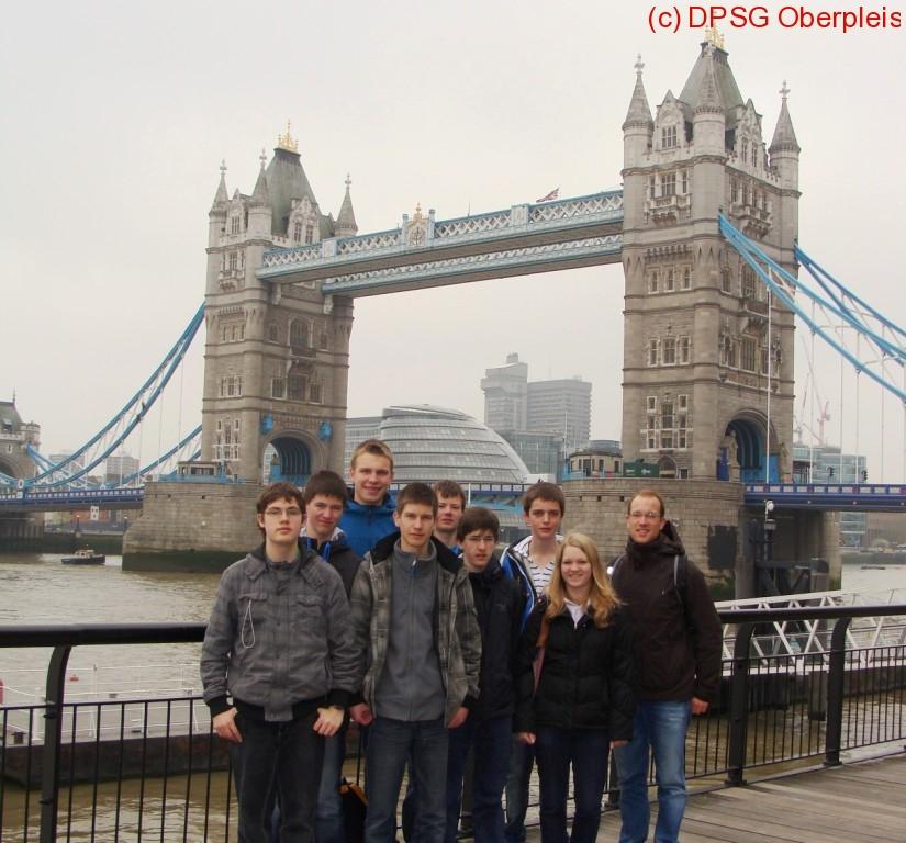 London Tour 2012