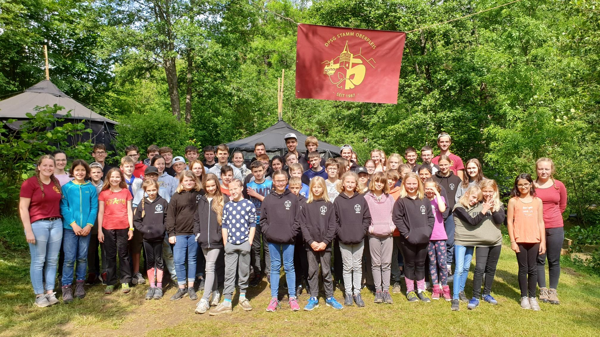 Pfingstlager 2019 in Widdau