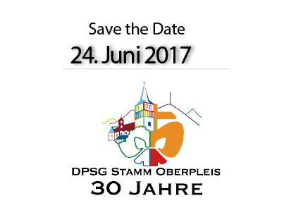 Save the Date - Stammesfest