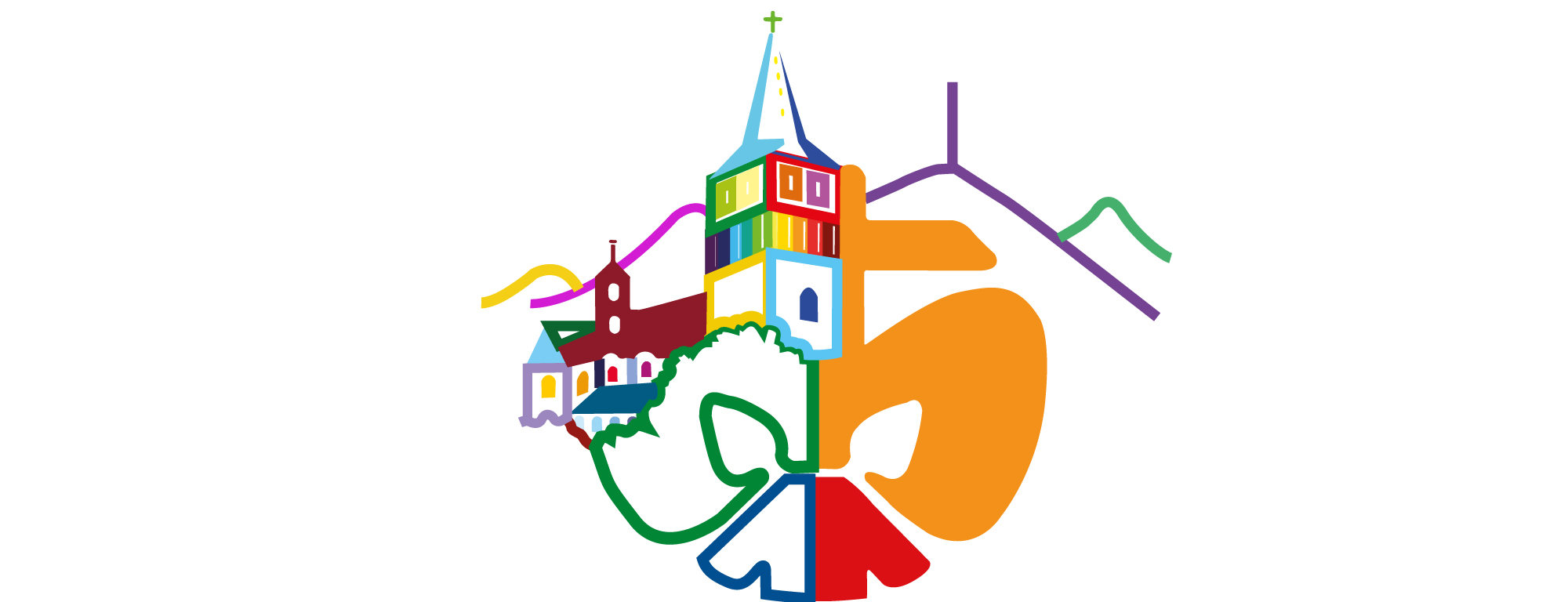 Stammesfest Logo Header
